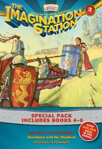 Imagination Station Books 3-pack: Revenge Of The Red Knight / Showdown With The Shepherd / Problems…