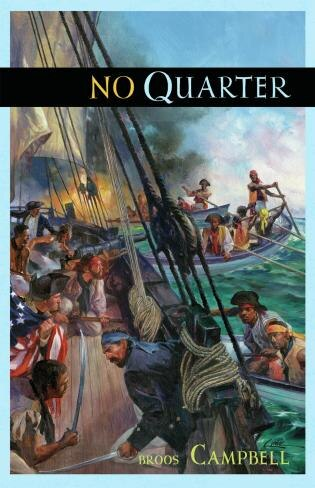 No Quarter: A Matty Graves Novel by Broos Campbell