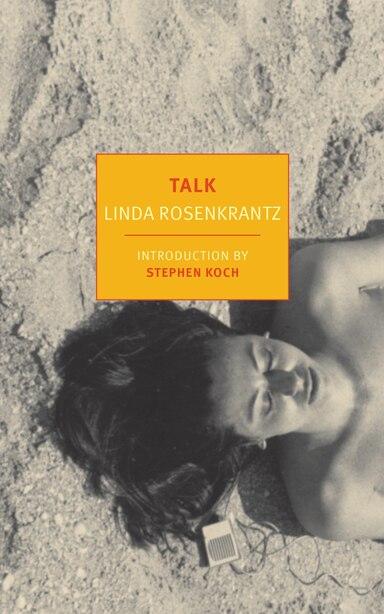 Talk by Linda Rosenkrantz