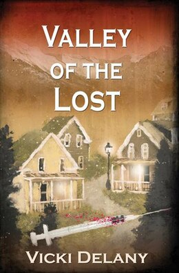 Book Valley of the Lost by Vicki Delany
