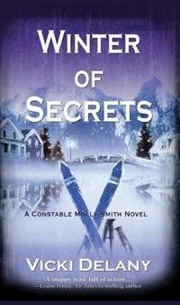 Book Winter of Secrets: Trafalgar Mystery by Vicki Delany