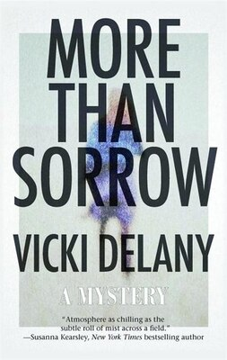 Book More Than Sorrow by Vicki Delany