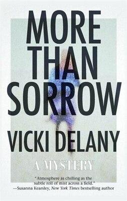 Book More Than Sorrow by Vicki Delany