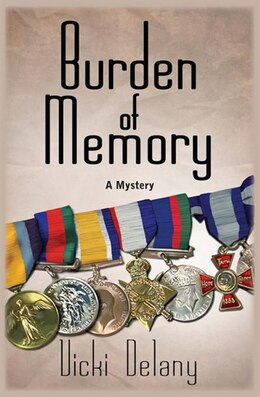 Book Burden Of Memory by Vicki Delany
