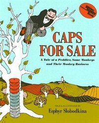 Caps For Sale With Hardcover Book(s)