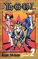 Yu-gi-oh!, Vol. 2: The Cards With Teeth by Kazuki Takahashi