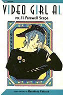 Video Girl Ai, Vol. 11: Farewell Scene by Masakazu Katsura