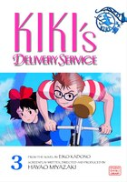 Kiki's Delivery Service Film Comic, Vol. 3
