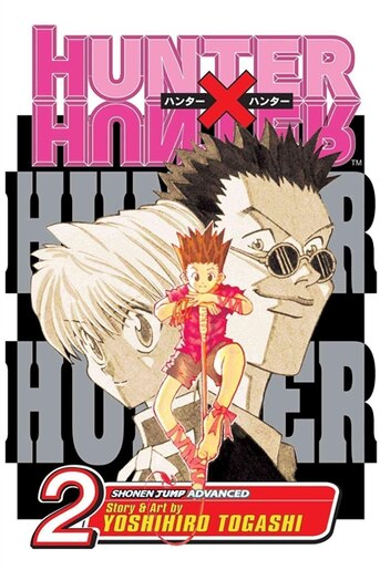 Hunter X Hunter, Vol. 2 by Yoshihiro Togashi