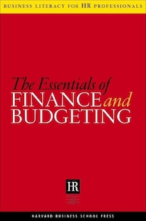 The Essentials of Finance and Budgeting