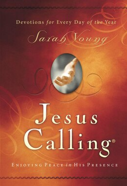 Book Jesus Calling: Enjoying Peace in His Presence by Sarah Young