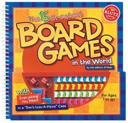Book Book of Board Games by * Klutz