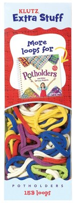 Book Klutz Extra Stuff: Potholders by Klutz