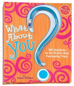 Book What About You? by Karen Phillips
