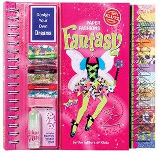 Paper Fashions Fantasy