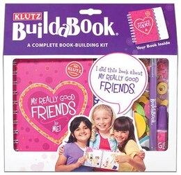 Book Klutz Build-A-Book: My Really Good Friends by Klutz