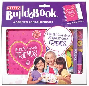 Klutz Build-A-Book: My Really Good Friends