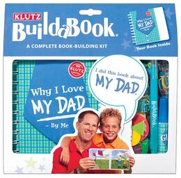Book Klutz Build-A-Book: Why I Love My Dad by Klutz