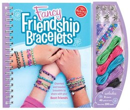 Book Fancy Friendship Bracelets by Anne Akers Johnson