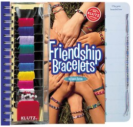 Book Friendship Bracelets by Laura Torres