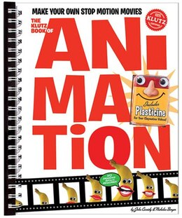 Book The Klutz Book of Animation by John Cassidy