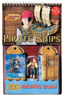 Book Building Cards: How to Build Pirate Ships by Doug Stillinger