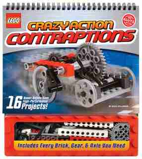Lego Crazy Action Contraptions by Doug Stillinger
