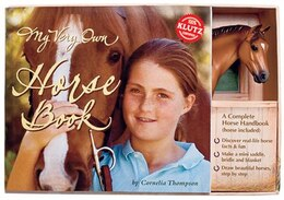 Book My Very Own Horse Book by Cornelia Thompson