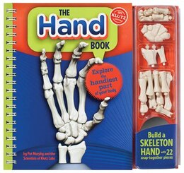 Book The Hand Book: A Scientific Guide to the Handiest Part of Your Body by Pat Murphy