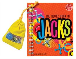 Book The Klutz Book of Jacks by Klutz