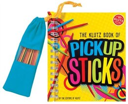 Book The Klutz Book of Pickup Sticks by Klutz