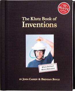 Book The Klutz Book of Inventions by Klutz