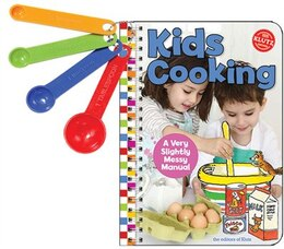 Book Kids Cooking by Klutz