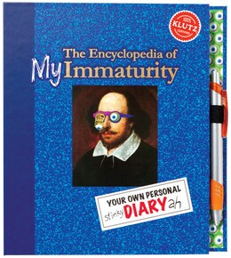 Book The Encyclopedia of My Immaturity by Klutz