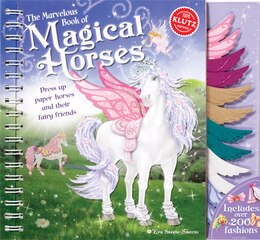 Book The Marvelous Book of Magical Horses by Eva Steele-Saccio