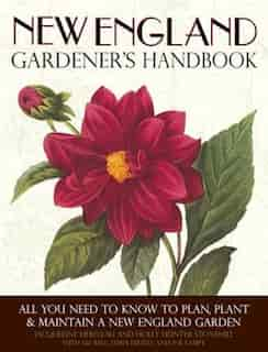 New England Gardener's Handbook: All You Need To Know To Plan, Plant & Maintain A New England Garden - Connecticut, Main by Jacqueline Heriteau