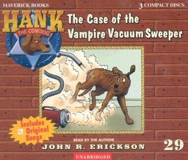 The Case Of The Vampire Vacuum Sweeper de John R Erickson