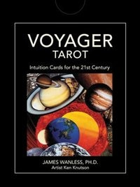Voyager Tarot: Intuition Cards for the 21st Century by James Wanless