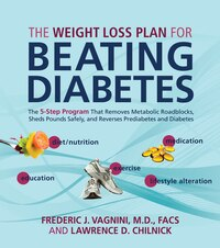 The Weight Loss Plan for Beating Diabetes: The 5-step Program That Removes Metabolic Roadblocks…