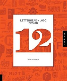 Book Letterhead and Logo Design 12 by Oxide Design Co.