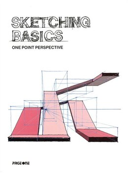 Book Sketching Basics: One Point Perspective by Ruzaimi Mat Rani