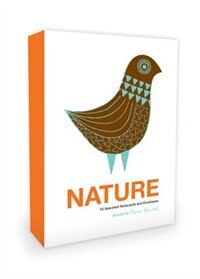 Book Nature Note Cards Artwork By Eloise Renouf: 16 Assorted Note Cards And Envelopes by Eloise Renouf