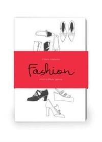 Book Fashion Illustration Artwork By Maite Lafuente Journal Collection 1: Set Of Two 64-page Notebooks by Maite Lafuente