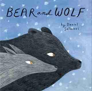 Bear And Wolf by Daniel Salmieri
