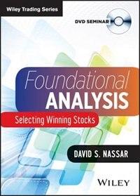 Foundational Analysis: Selecting Winning Stocks