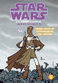 Book Star Wars: Clone Wars Adventures  Volume 2 by Haden Blackman