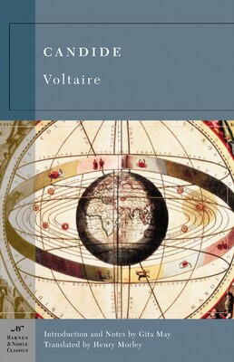 Book Candide (Barnes & Noble Classics Series) by Henry Voltaire