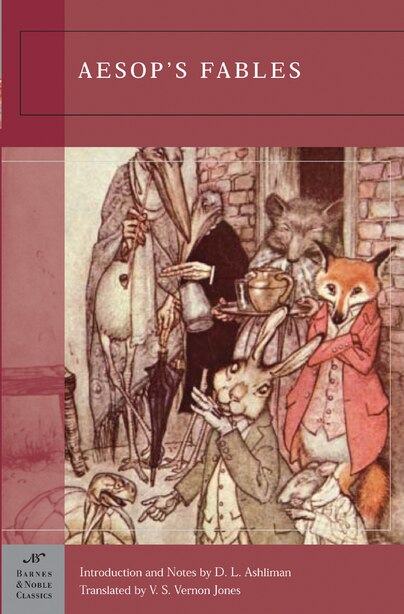 Aesop's Fables (Barnes & Noble Classics Series) by Aesop