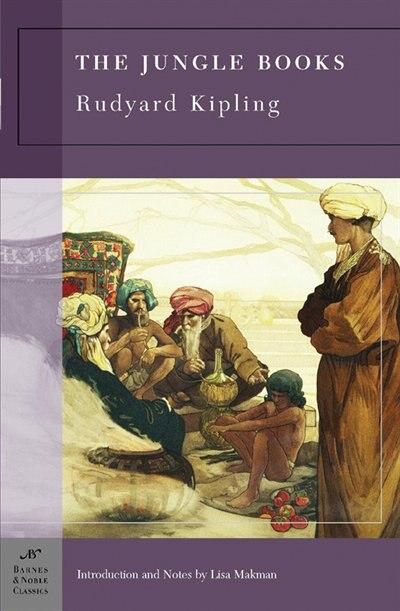 The Jungle Books (Barnes & Noble Classics Series) by Rudyard Kipling