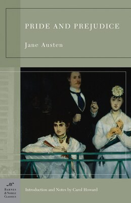 Book Pride and Prejudice (Barnes & Noble Classics Series) by Jane Austen